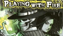 Skulduggery Pleasant Playing with Fire_260309